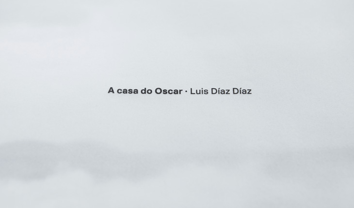 A casa do Oscar by Luis Díaz Díaz