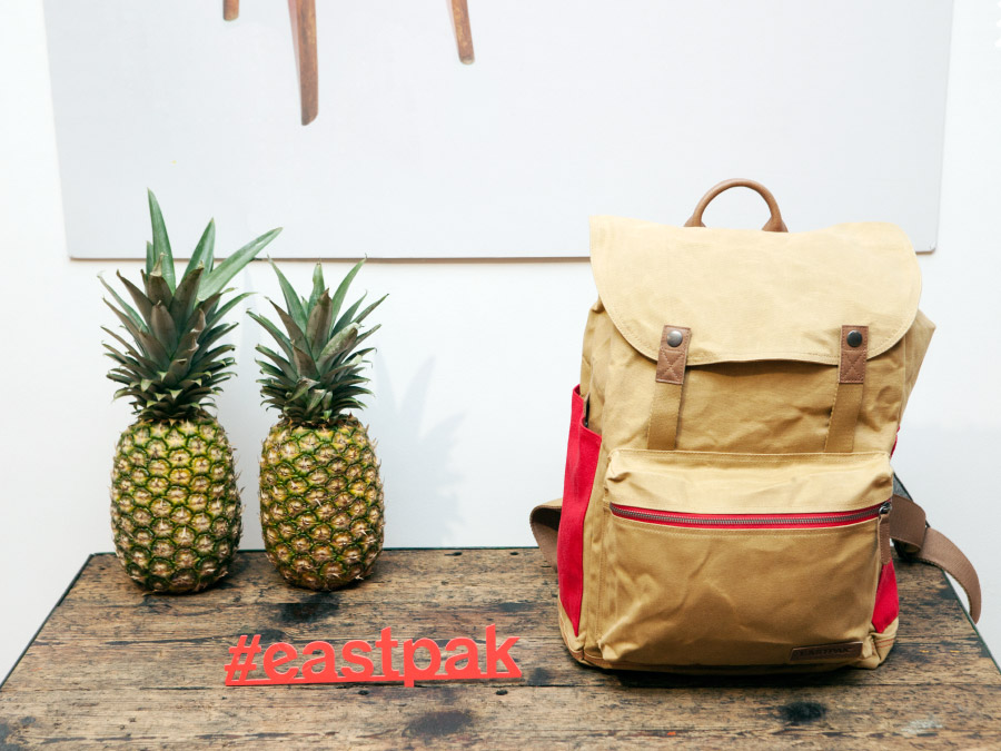 Eastpak by Luis Diaz Diaz