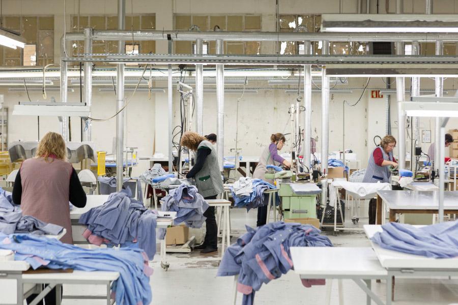 Somelos factory for Monocle magazine - Photo Luis Diaz Diaz