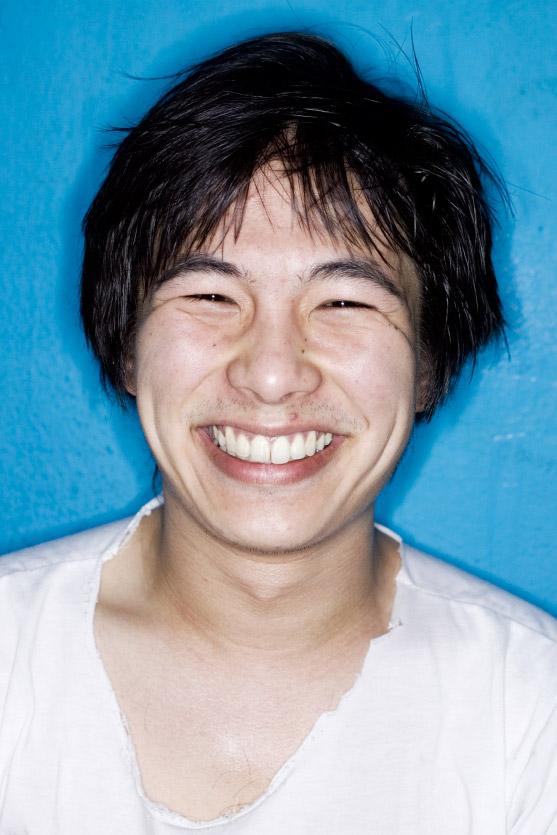 Dustin Wong (Ponytail) by Luis Díaz Díaz